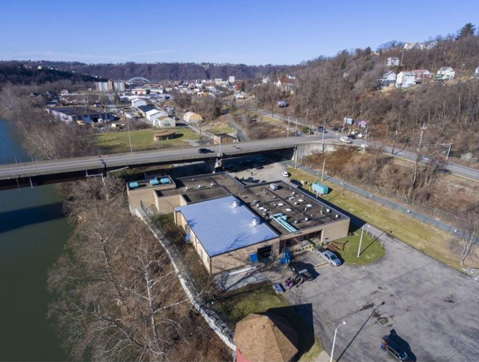 McKeesport Water Treatment Plant