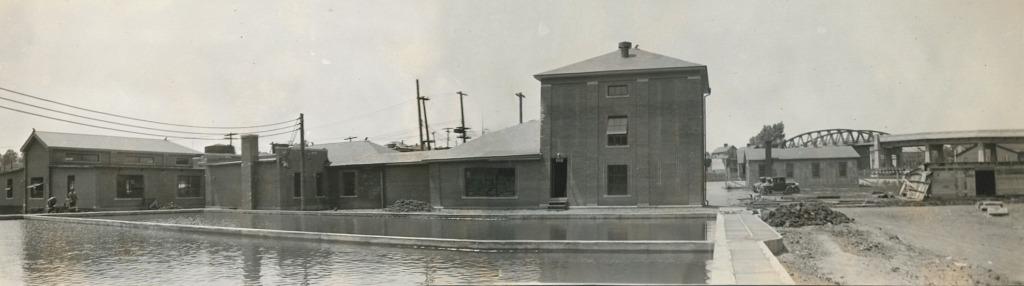 vintage water works