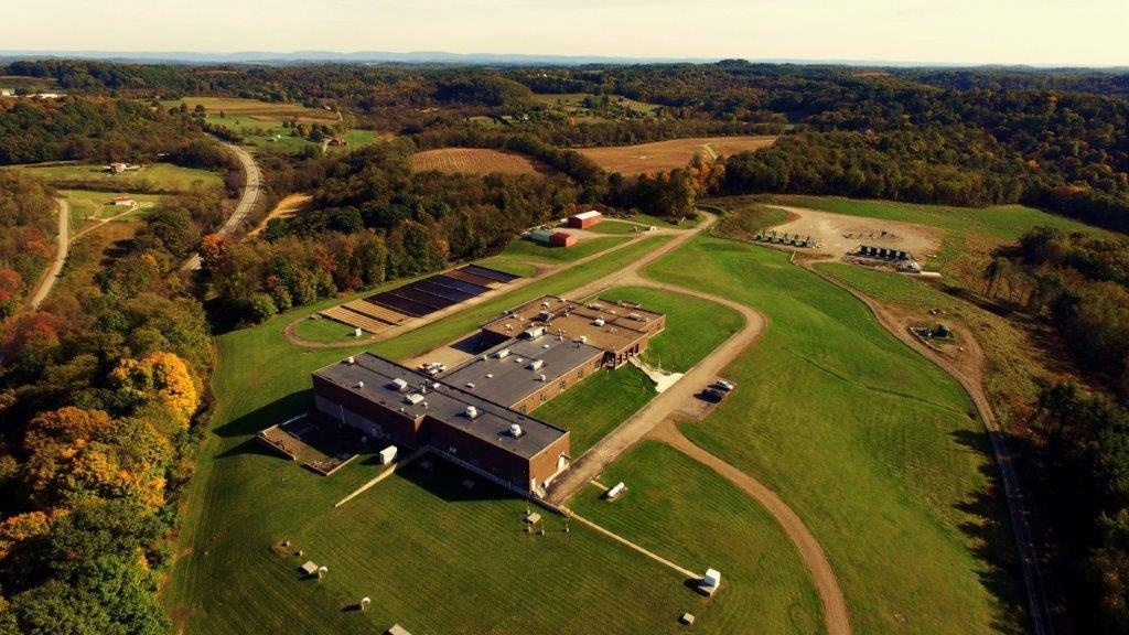 MAWC's Sweeney Water Treatment Plant