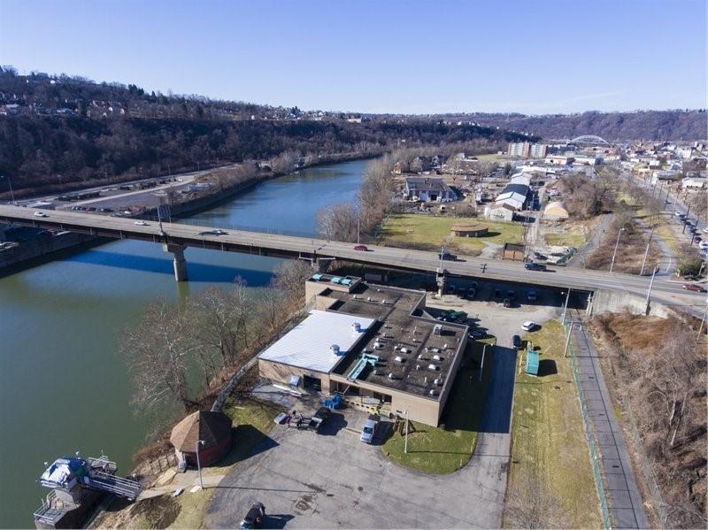 MAWC's McKeesport Water Treatment Plant