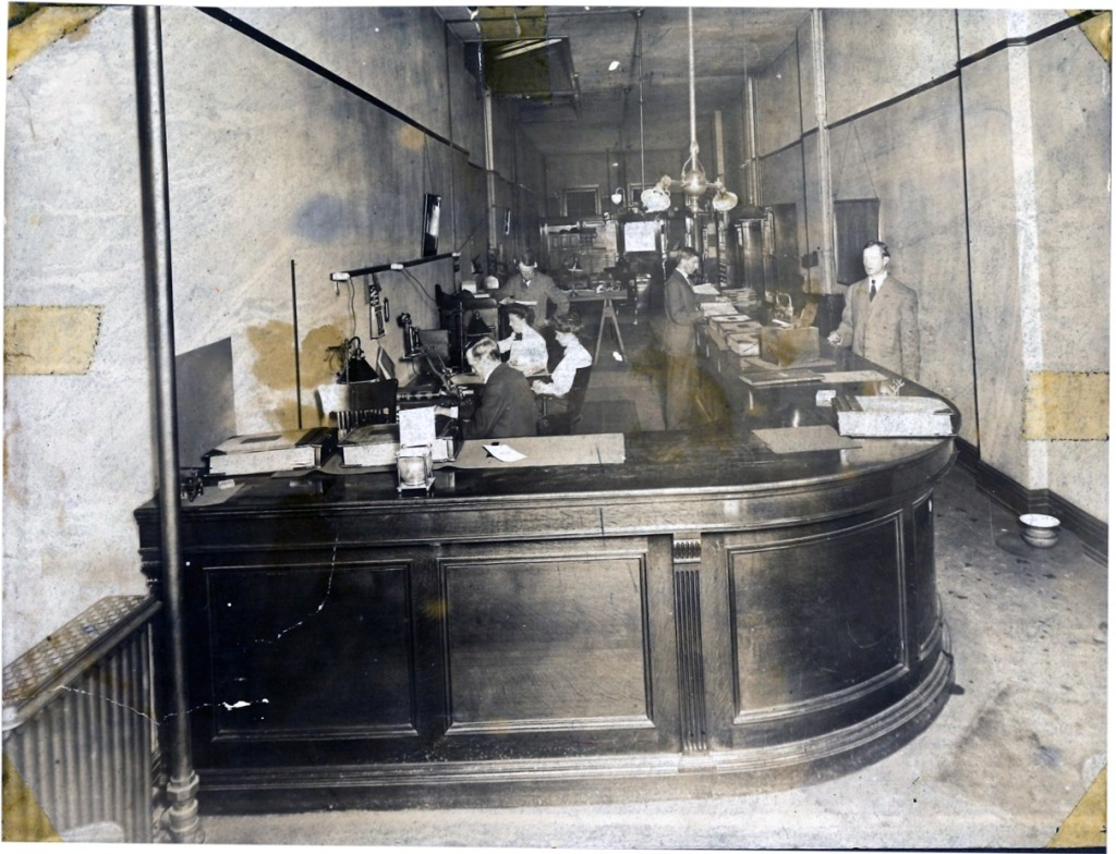 1901 Westmoreland Water Co offices