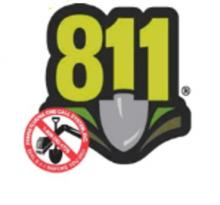 Call 8-1-1 Before Digging
